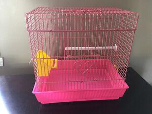 Cage pour oiseau