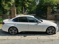 67 PLATE BMW 320d M SPORT SHADOW EDITION DIESEL AUTO 79,989 MILES M PERFORMANCE