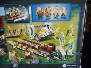 New Lego Star Wars 7929 The Battle of Naboo w/12 Minifigs: Prince George British Columbia image 2