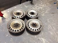 Mercedes Sprinter wheels