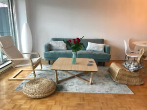 Large Studio Sublet for May 1st to June 1st