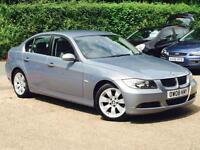 2008 BMW 325i 3.0 SE Grey 4 Door Saloon only 87,801 Miles WARRANTEED LOW MILEAGE