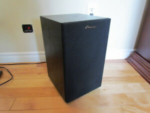 Stereo, Home Theatre System Powered Subwoofer
