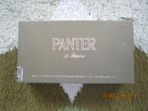 Pantar Dutch Cigar Box