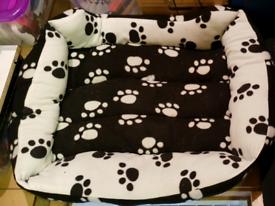 Medium Pets At Home Dog Bed.
