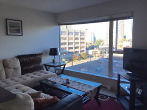 2 Bedroom Furnished Apartment in Kitsilano