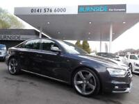 Audi A4 2.0TDI ( 150ps ) 2014MY Black Edition