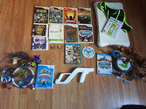 Wii & wii u games for sale/trade