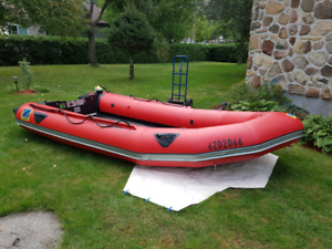 Zodiac Red | Buy or Sell Used and New Power Boats & Motor