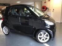 2008 Smart Fortwo 1.0 Pure Cabriolet 2dr Petrol Automatic (116 g/km, 71