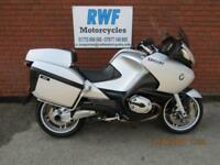 BMW R 1200 RT, 2008, EXCELLENT COND, 52K FSH, LONG MOT, EX POLICE