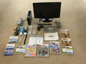 Complete Wii for sale