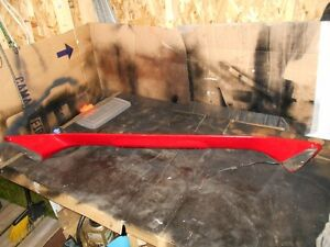 """1980s-90s Spoiler For Honda Civic Or Any Vechile It Fits 48 3/4"""""""