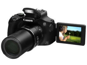 *CANON POWERSHOT SX60 HS CAMERA [WiFi] [VIEWFINDER] [65X ZOOM]*