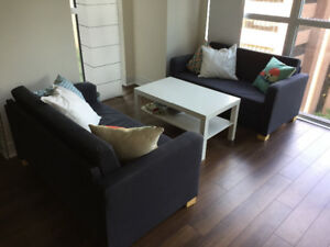 Coffeetable / couchtable White - good condition
