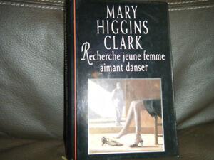 Recherche jeune femme aimant danser ( Mary Higgins Clark ) $3