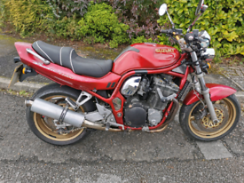 Suzuki GSF 1200X Bandit