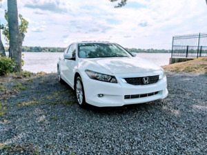 HONDA ACCORD 2008 V6 3.5L 270HP EX-L TOUT ÉQUIPÉ MANUELLE