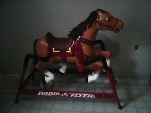 Spring Rocking Horse Stratford Kitchener Area image 2