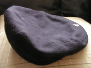 Conte of Florence -wool Dark Blue -tuck away ear flaps-Men West Island Greater Montréal image 6