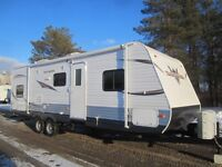 2014 Heartland Trail Runner 27FQBS Travel Trailer *BUNK MODEL* London Ontario Preview