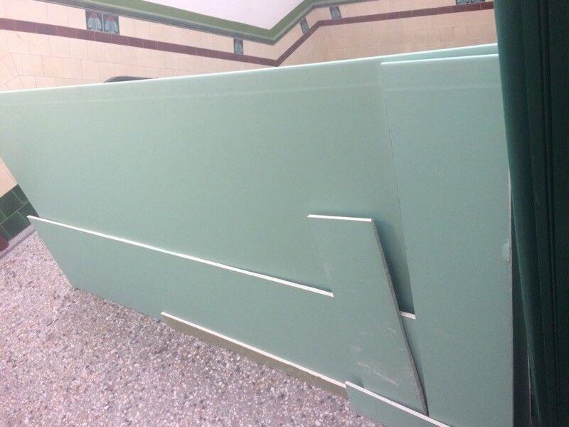 Plasterboard & adhesive