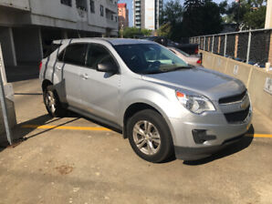 2012 CHEV EQUINOX, AWD, LOW MILEAGE, PRICE REDUCED AGAIN.