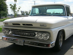 1963 Chevrolet C10 Short BOX Fleetside