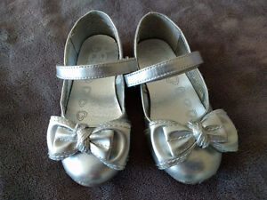 Toddler Dress Sandals and Shoes - Size 8