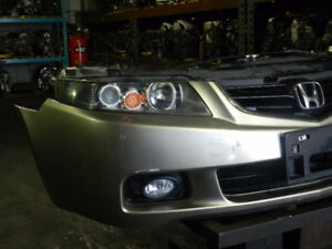 2004 2008 JDM ACURA TSX COMPLETE FRONT END CONVERSION