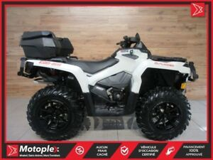 2017 Can-Am Outlander 850 XT 39$/SEMAINE