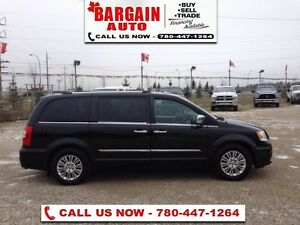 2012 Chrysler Town  Country Limited  LEATHER - DUAL DVD'S-V6 - S