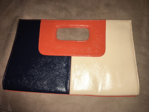 Unique Clutch Purse- Like new