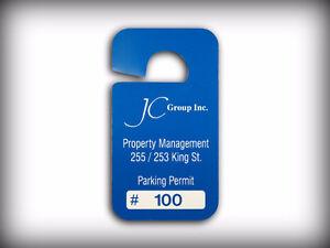 Parking Hangers / Permits, Custom Kitchener / Waterloo Kitchener Area image 4