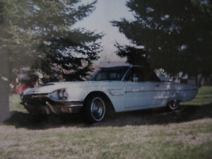 1965 Ford Thunderbird Coupe (2 door)