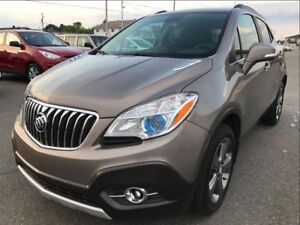 Buick Encore AWD Cuir/Tissus MAGS Caméra 2014
