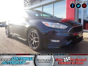 Ford Focus SE | Backup Camera | Bluetooth | Heated Seats 2015