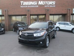2015 Toyota Highlander XLE NO ACCIDENTS NAVIGATION REARCAM LEATH