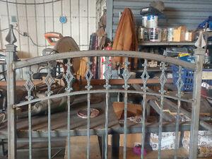 Railings, gates, fences, driveway gates,custom Panels London Ontario image 1