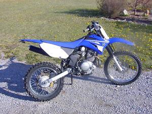 2008 Yamaha TT-R125