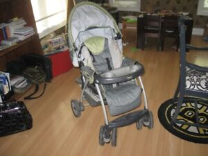 BABY STROLLER CHICCO HIGHCHAIR EVENFLO