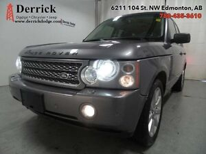 2007 Land Rover Range Rover   Supercharged Sunroof B/U Camera $4