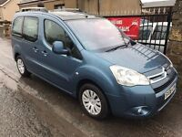 2008 CITROEN BERLINGO MULTISPACE VTR HDI,