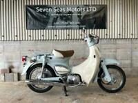 2005 JDM Honda Little Cub C50