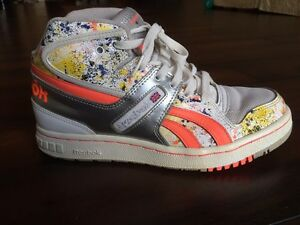 Reebok Colourful Hightop Sneakers  Cambridge Kitchener Area image 1