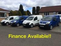 Vans for sale in Dunfermline all kind of vans available/////////