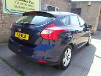 Ford Focus Zetec Tdci 5dr DIESEL MANUAL 2011/11