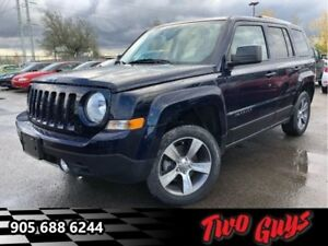 2016 Jeep Patriot High Altitude  Nav Leather 4wd Alloys