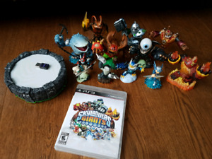 PS3 Skylanders Giants Bundle
