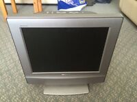 Sony Television. Flat screen LED TV.